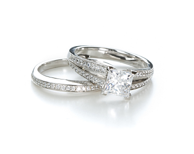 Ritani Engagement Ring