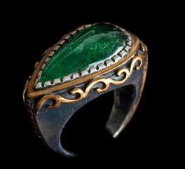 Emerald Engagement Ring Types