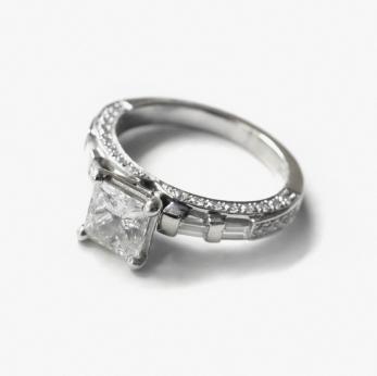 Royal Rocks The Engagement Rings of Princess Brides