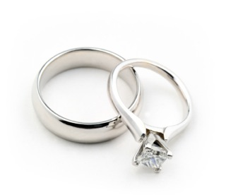 mens besttohave couple matching and jewellery set his rings wedding silver image sterling hers