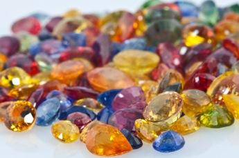 birthstone gem colors