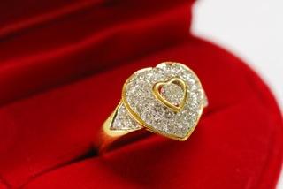 Buying an Odd Wedding Ring